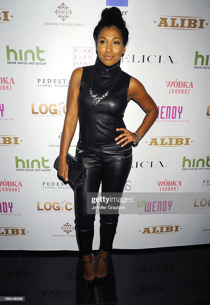 Guest during the Wendy Williams Debuts 'Ask Wendy' By Harper Collins Book Release Party at The Pink Elephant on May 9, 2013 in New York City.