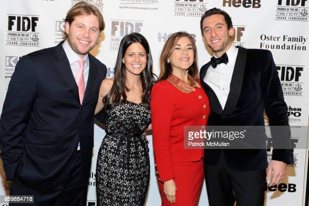 Guest Guest Loretta Sanchez and Jeremy Abelson attend FIDF CASINO NIGHT 2009 at The Metropolitan Pavilion on December 5 2009 in New York City