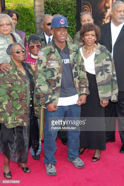 guest Nathaniel Anthony Ayers and guest attend LOS ANGELES PREMIERE OF 'THE SOLOIST' at PARAMOUNT THEATRE on April 20 2009 in HOLLYWOOD CA