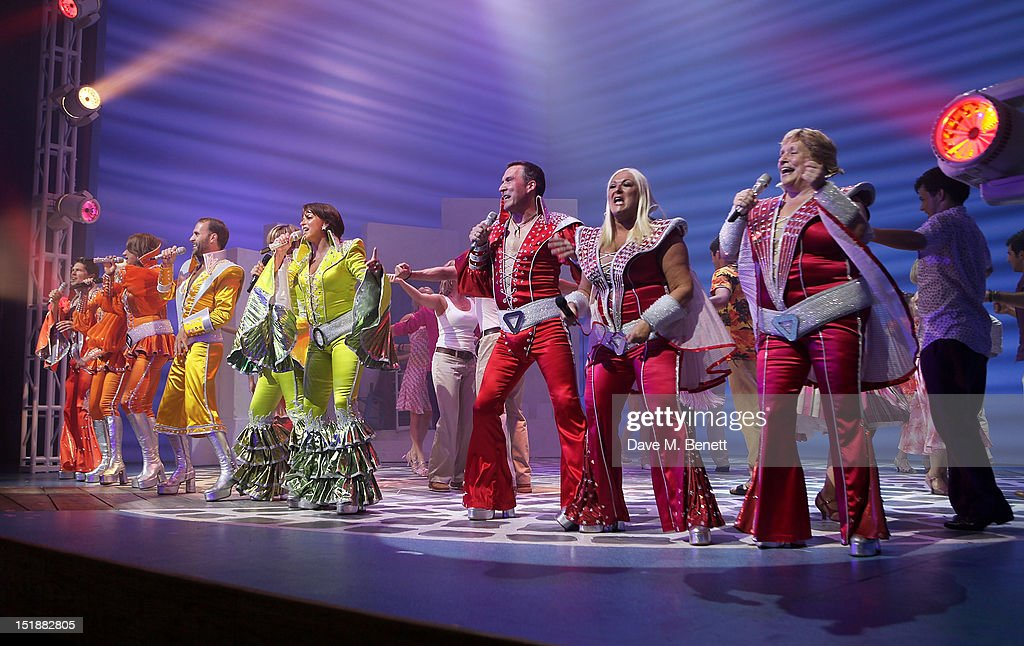 Mamma Mia! Gala Performance In Support Of BBC Children In Need - Curtain Call