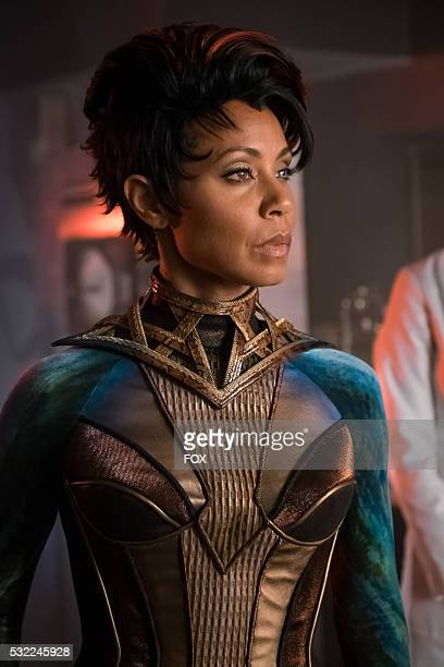 Guest star Jada Pinkett Smith in the 'Wrath of the Villains A Legion of Horribles' episode of GOTHAM airing Monday May 16 on FOX