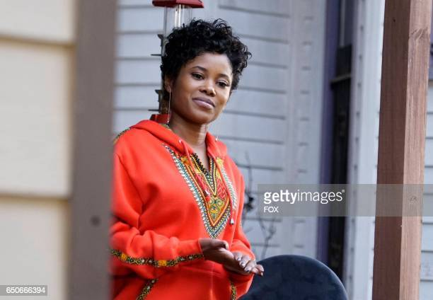 Guest star Jasmine Burke in the 'Infamous' episode of STAR airing Wednesday Feb 1 on FOX