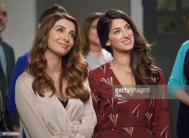 Guest star Nasim Pedrad and guest star Ayden Mayeri in the 'Hike' episode of NEW GIRL airing Tuesday Jan 24 on FOX