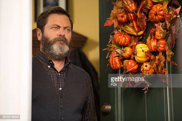 Guest star Nick Offerman in the Ava episode of BROOKLYN NINENINE airing Sunday Nov 22 on FOX