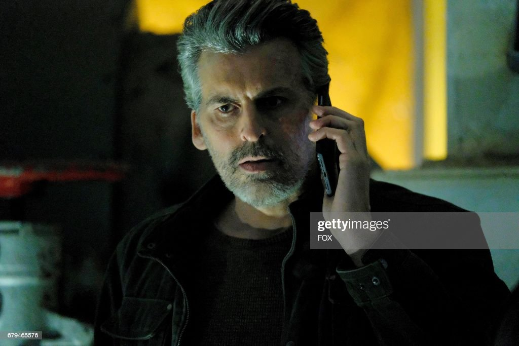 Guest star Oded Fehr in the '11:00 PM-12:00 AM' season finale episode of 24: LEGACY airing Monday, April 17 (8:00-9:01 PM ET/PT) on FOX.