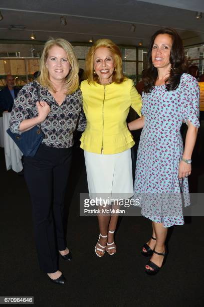 Guest Susan Silver and Rose Franco attend Susan Silver's Memoir Signing Celebration at Michael's on April 20 2017 in New York City