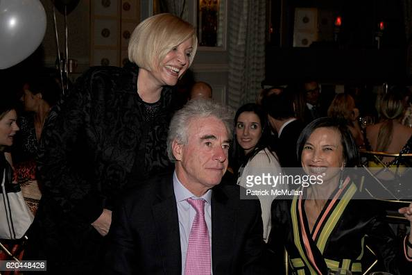 guests and Josie Natori attend 25TH ANNUAL WOMEN IN NEED GALA DINNER at The Pierre Hotel on April 9 2008 in New York City