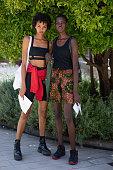 Street Style - Barcelona 080 Fashion Week - June 2019