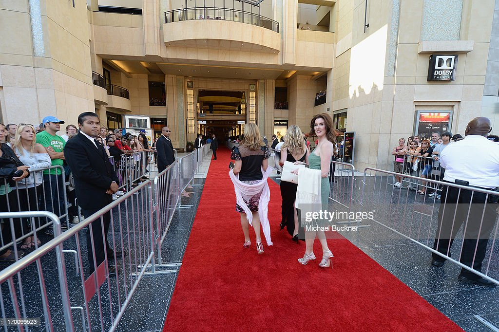 Guests arrive at AFI's 41st Life Achievement Award Tribute to Mel Brooks at Dolby Theatre on June 6, 2013 in Hollywood, California. 23647_002_MB_0326.JPG