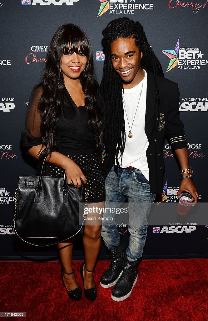 Guests arrive at the Grey Goose Cherry Noir Flavored Vodka VIP after party during the 2013 BET Experience at The Conga Room at L.A. Live on June 28, 2013 in Los Angeles, California.