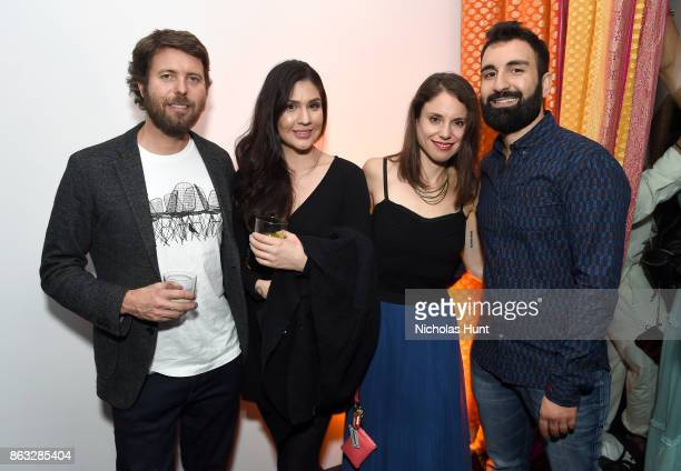 Guests attend A Night With Eli Halili on October 19 2017 in New York City