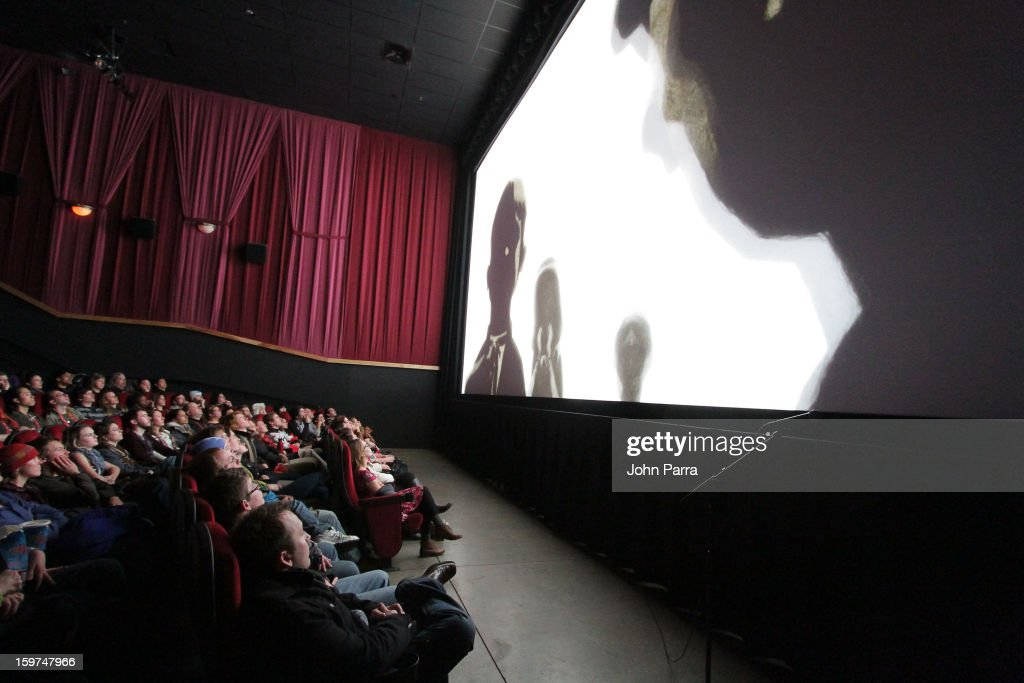 Guests attend Adventure Time at Sundance at Redstone Cinema 1 at Kimball Junction on January 19, 2013 in Park City, Utah. (Photo by John Parra/WireImage) 23186_001_JP_0071.JPG