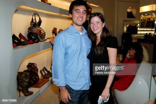Guests attend ALEXANDER MCQUEEN Fashion's Night Out at Alexander McQueen Store on September 10 2009 in New York