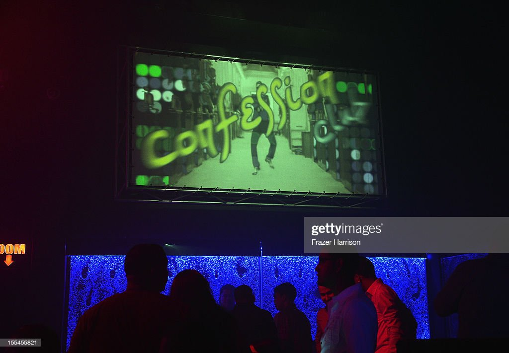 Guests attend an after party at Confessions Nightclub during day 3 of Aruba In Style 2012 on November 3, 2012 in Oranjestad, Aruba.
