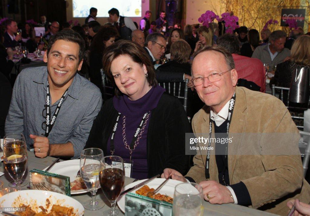 Dinner Program during the 2014 Sundance Film Festival at Stein Eriksen Lodge on January 16, 2014 in Park City, Utah.