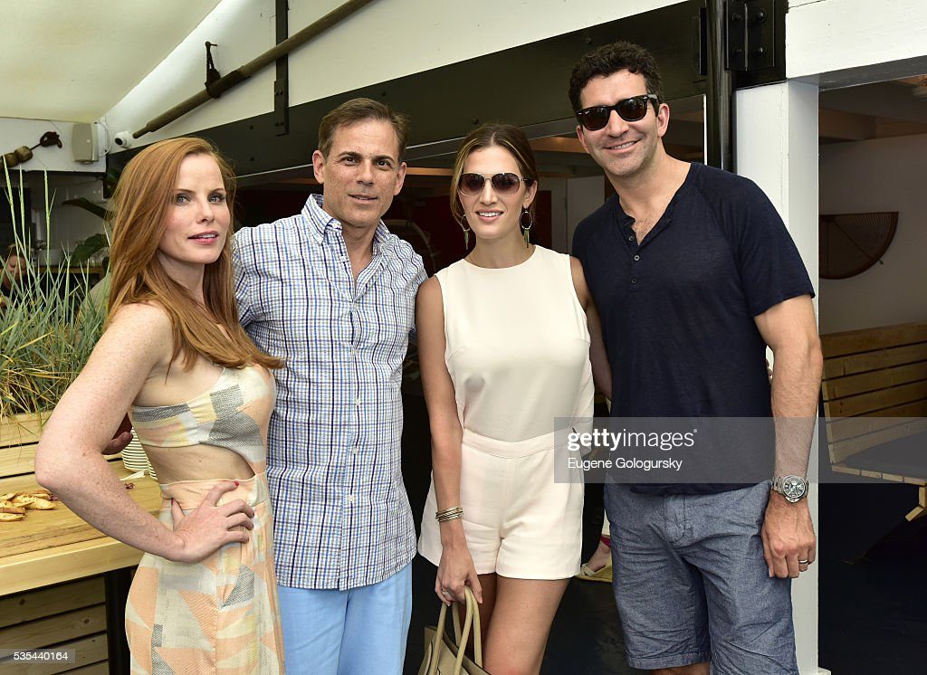 Guests attend as Jason Binn hosts his Annual Memorial Day Party with DuJour Media's Leslie Farrand and Moby's sponsored by Rolls-Royce and Empire CLS on May 29, 2016 in East Hampton.