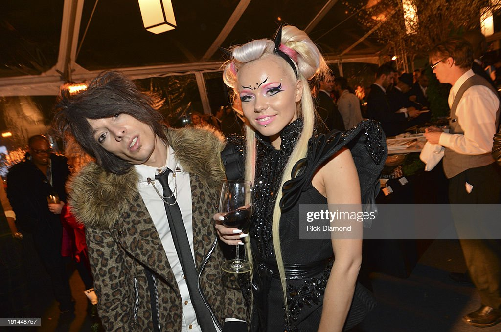 Guests attend Citi And AT&T Present The Billboard After Party at The London Hotel on February 10, 2013 in West Hollywood, California.