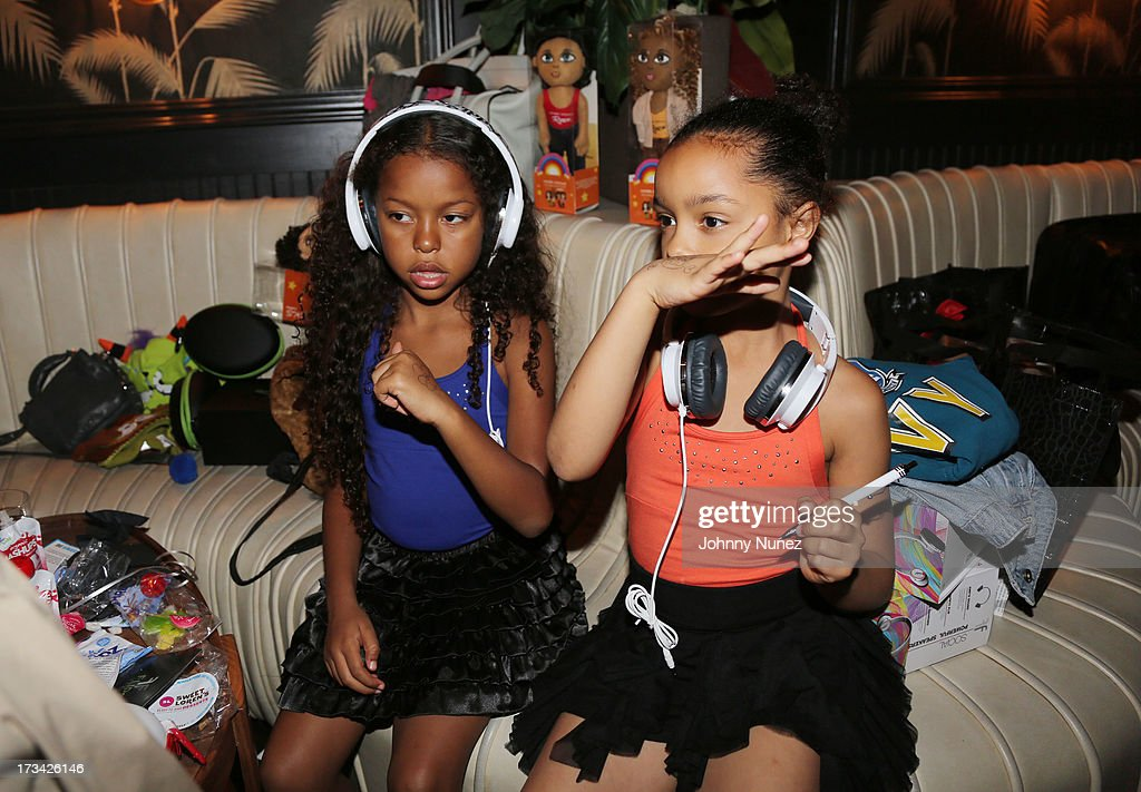 Guests attend DJ Fulano's 10th Birthday Bash at No. 8 on July 13, 2013 in New York City.