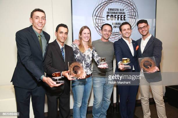 Guests attend Ernesto Illy International Coffee Award Ceremony at United Nations on October 16 2017 in New York City