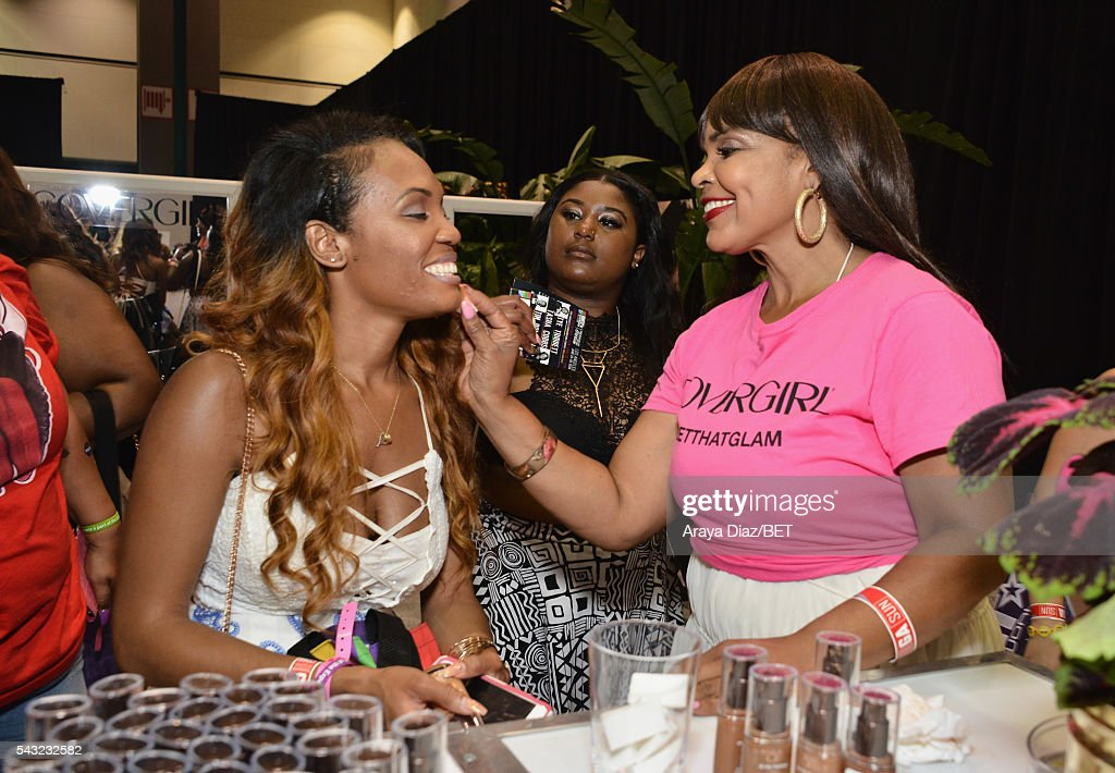 Guests attend Fashion And Beauty @BETX presented by Progressive, Covergirl, Strength of Nature, Korbel and Macy's during the 2016 BET Experience on June 26, 2016 in Los Angeles, California.
