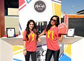 McDonald's at Bleacher Report All-Star Experience