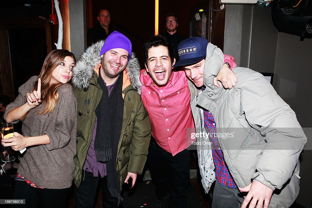 Guests attend Night 2 of Hyde Lounge on January 19, 2013 in Park City, Utah.