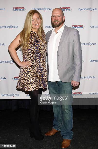 Guests attend Operation Smile's 4th Annual Celebrity Ski Smile Challenge VIP Dinner on March 14 2015 in Park City Utah