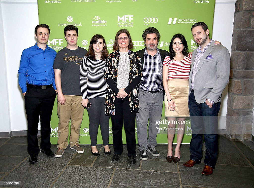 Guests attend the 2015 Montclair Film Festival Filmmaker Awards And Centerpiece Film 'Me And The Dying Girl' on May 9 2015 in Montclair New Jersey