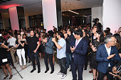 Guests attend the 2016 Global Citizen Festival Launch Celebration at Cadillac House on July 26 2016 in New York City