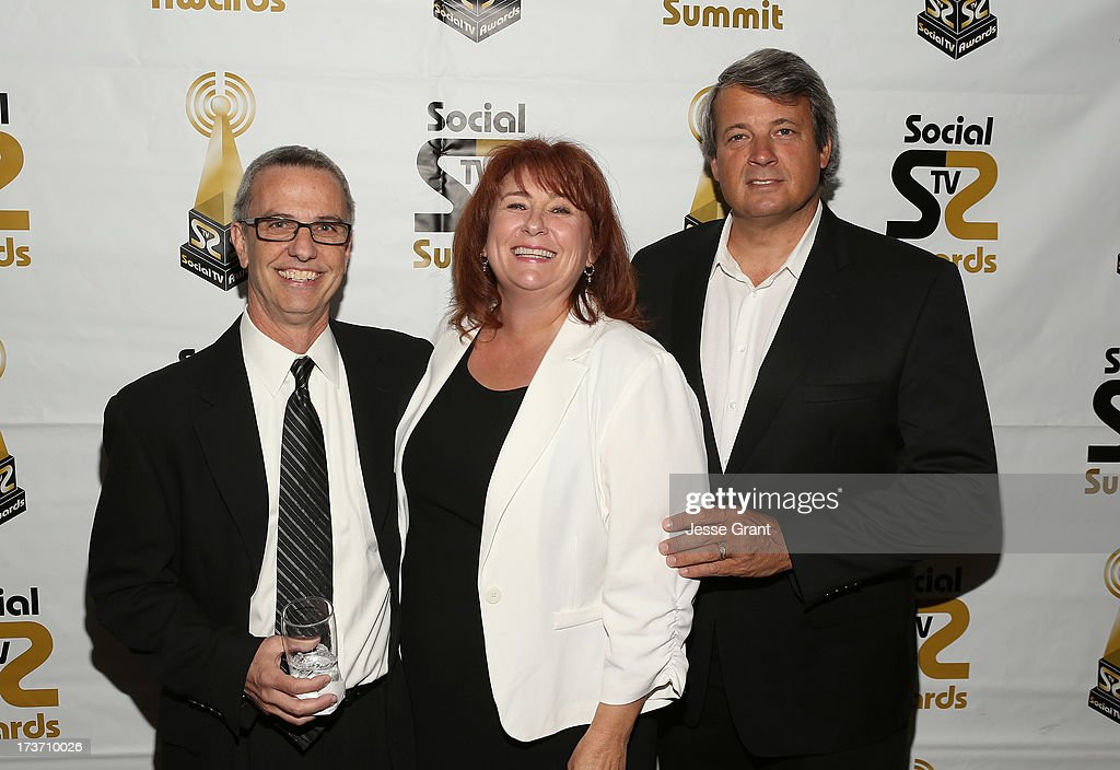 Guests attend the 2nd Annual Social TV Awards at Bel-Air Country Club on July 16, 2013 in Los Angeles, California.
