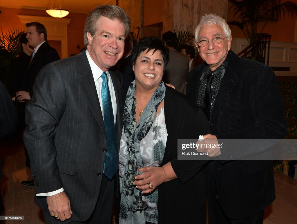 Guests attend the 3rd. annual NATD Honors 2013 at the Hermitage Hotel on November 12, 2013 in Nashville, Tennessee.