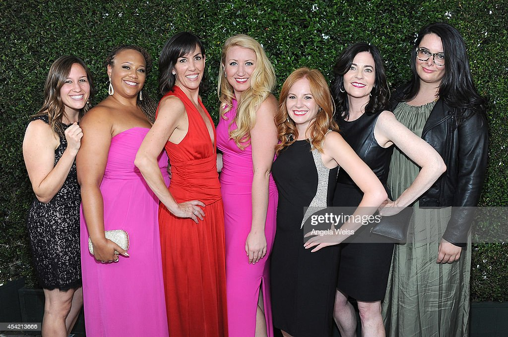 CAA guests attend the 66th Annual Primetime Emmy Awards held at the Nokia Theatre L.A. Live on August 25, 2014 in Los Angeles, California.