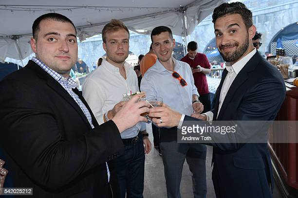 Guests attend The 7th Annual Saveur Summer Cookout at Boat Basin Cafe on June 21 2016 in New York City