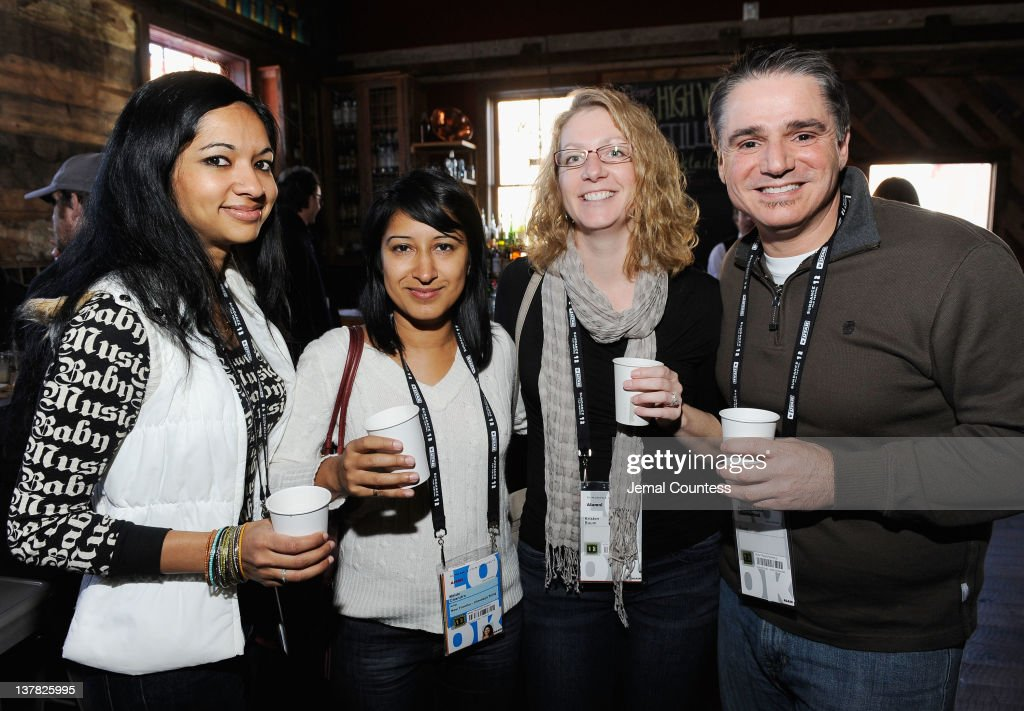 Guests attend the Alfred P. Sloan Foundation Reception & Prize Announcement during the 2012 Sundance Film Festival on January 27, 2012 in Park City, Utah.