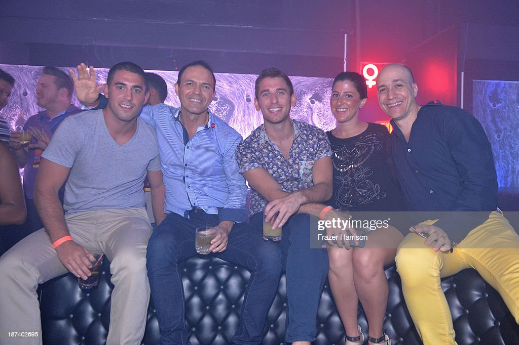 Guests attend the Aruba In Style 2013 Kick-Off party at Confession Nightclub on November 7, 2013 in Aruba.