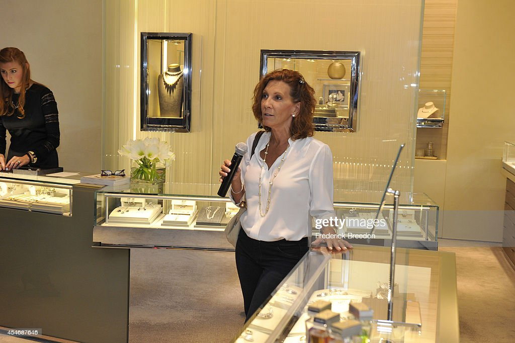 Guests Attend The David Yurman With Garden Gun In Store Event To Celebrate