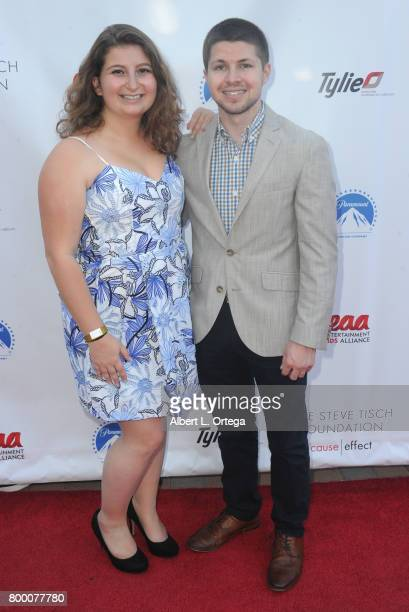 Guests attend the Entertainment AIDS Alliance's Annual EAA Wine Wisdom Vision Event Benefiting Village Health Foundation And UCLA CARE Center held at...
