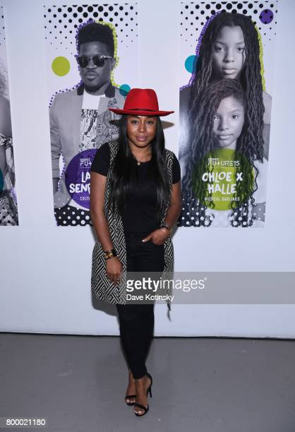 Guests attend the Essence Toyota Future 15 Event at Root NYC on June 22 2017 in New York City