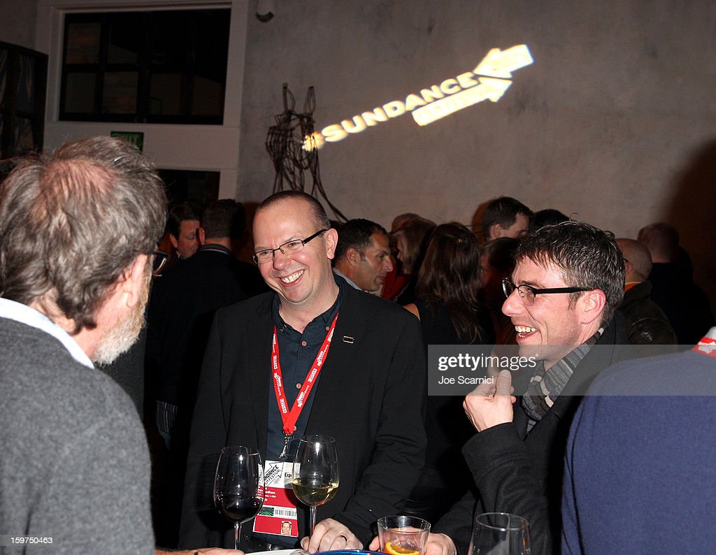 Guests attend the Facebook & Sundance Institute Dinner at Riverhorse Cafe during the 2013 Sundance Film Festival on January 19, 2013 in Park City, Utah.