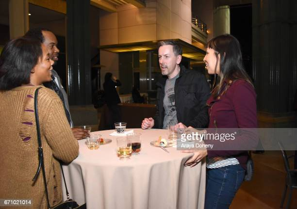 Guests attend the Film Independent at LACMA Special Screening and QA of 'The Life Of Henrietta Lacks' at Bing Theatre At LACMA on April 20 2017 in...