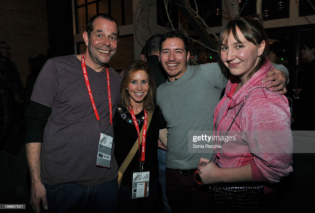 Guests attend the Film Independent Sundance Reception at Riverhorse Cafe during the 2013 Sundance Film Festival on January 21, 2013 in Park City, Utah.