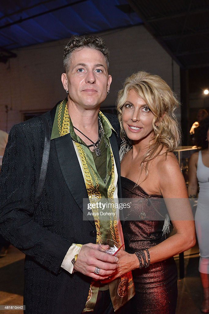 Guests attend the Frank LA Issue Release Celebration 'No. 001 - No Place Like Home' Benefitting LAMP Community on July 23, 2015 in Los Angeles, California.