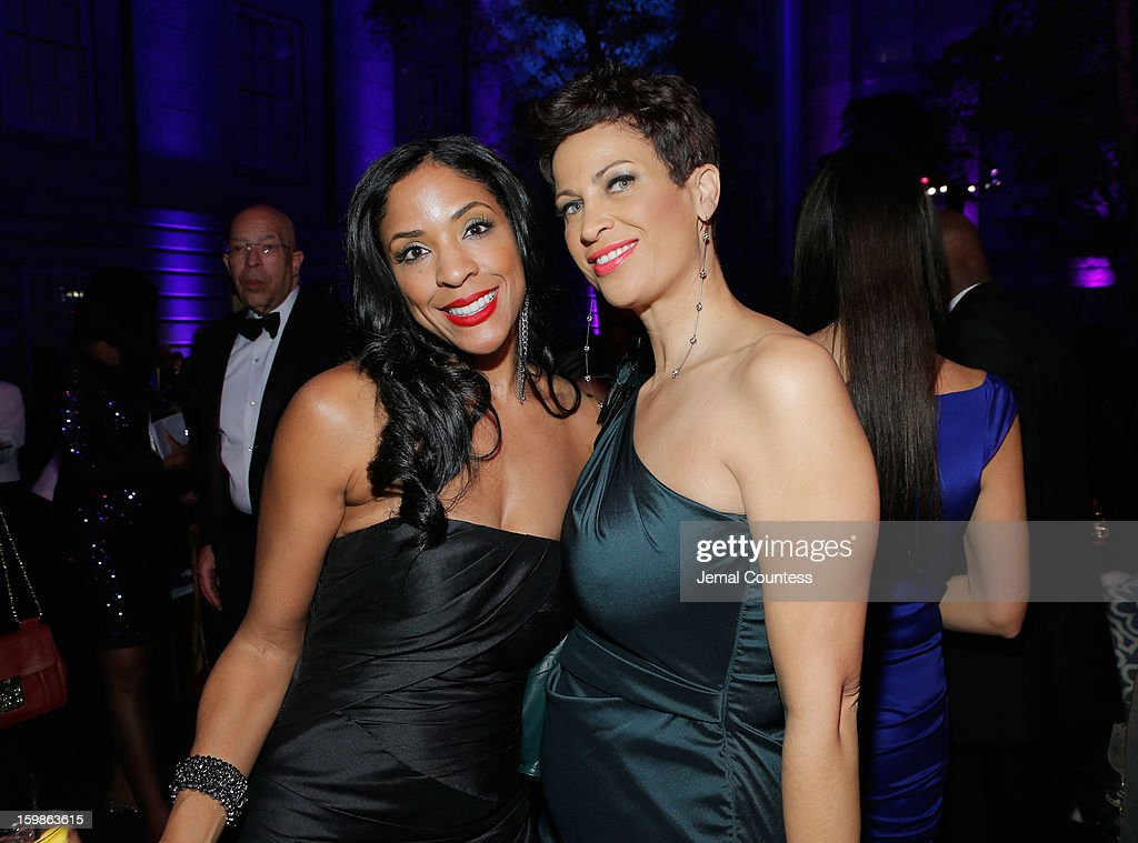 Guests attend the Inaugural Ball hosted by BET Networks at Smithsonian American Art Museum & National Portrait Gallery on January 21, 2013 in Washington, DC.