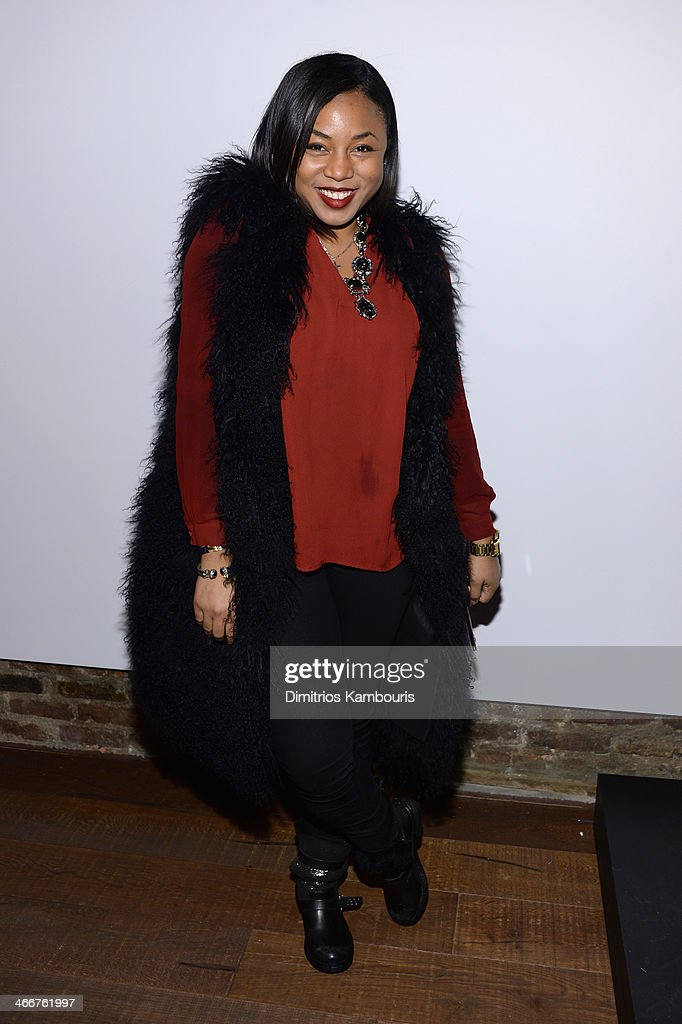 Guests attend the launch of We Search. We Find. We ShopStyle on February 3, 2014 in New York City.