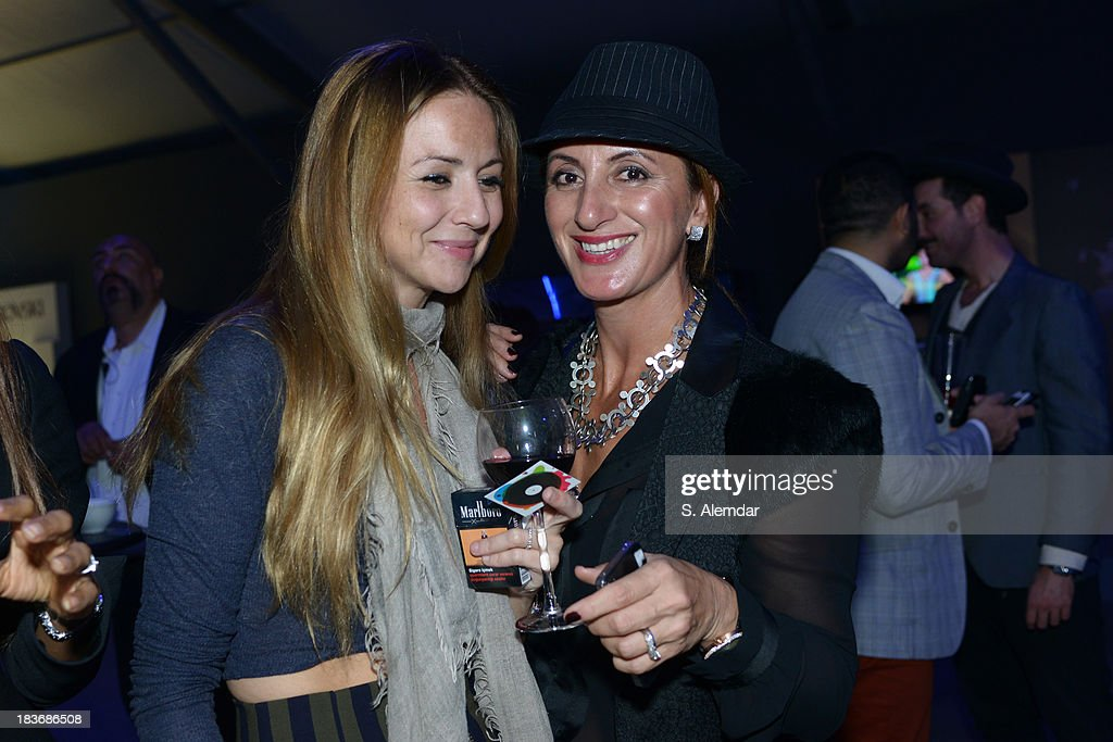 Guests attend the Maybelline New York By DB Berdan afterparty during Mercedes-Benz Fashion Week Istanbul s/s 2014 presented by American Express on October 8, 2013 in Istanbul, Turkey.