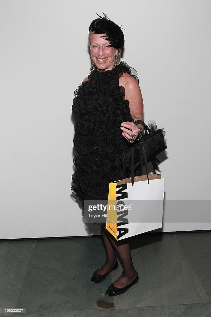 Guests attend The Museum of Modern Art's Jazz Interlude Gala After Party at MOMA on December 12, 2012 in New York City.