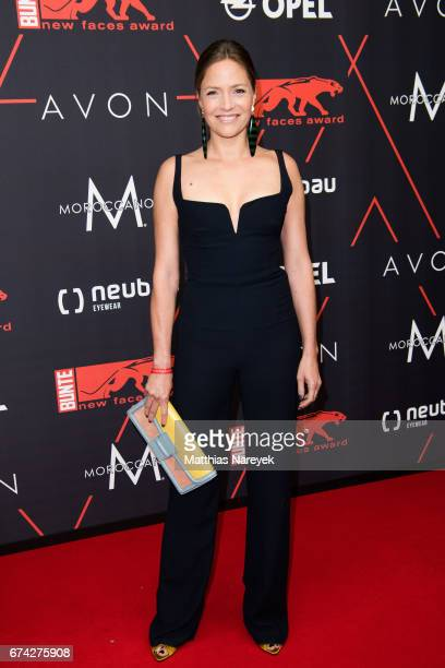Guests attend the New Faces Award Film at Haus Ungarn on April 27 2017 in Berlin Germany
