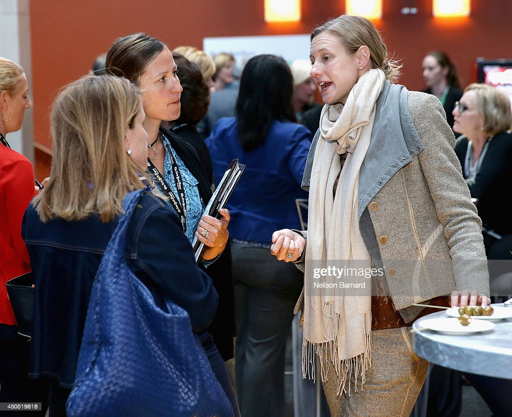 Guests attend The New York Times Next New World Conference on June 12, 2014 in San Francisco, California.