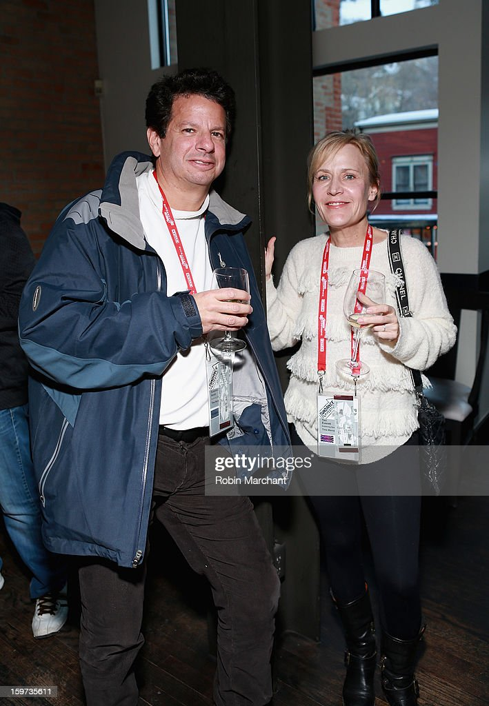 Guests attend the Time Warner Reception at Riverhorse Cafe during the 2013 Sundance Film Festival on January 19, 2013 in Park City, Utah.