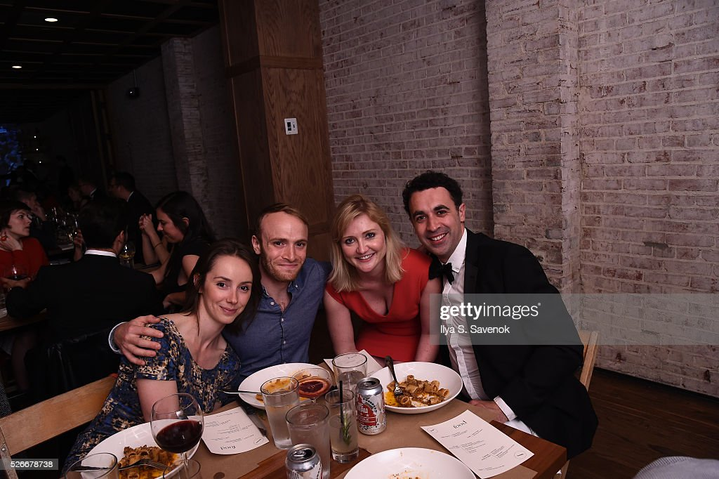 Guests attend the Turnt Limit Hosted By Fusion And Tumblr During WHCD Weekend at Ghibellina on April 30, 2016 in Washington, DC.